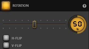 Time-Lapse Video Rotation Effect Settings