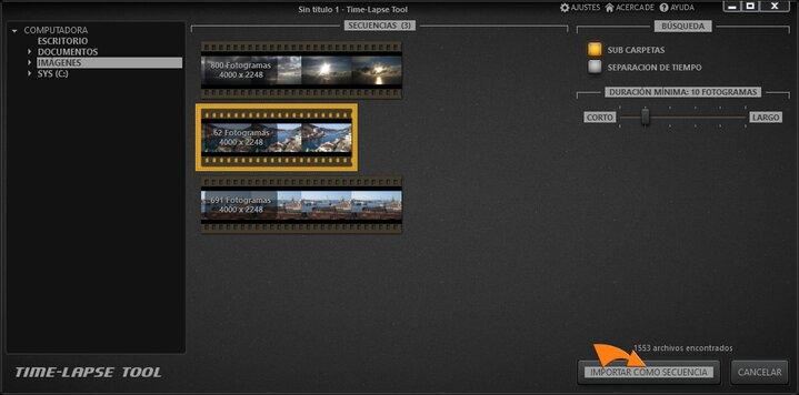 Creador de videos de lapso de tiempo fácil de usar - Ayuda Time ...