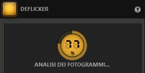 Time-Lapse Tool Analisi dell'Effetto Deflicker