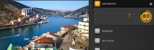 Time-Lapse Tool Saturation Effect