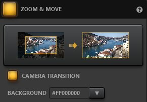 Time-Lapse Tool Zoom And Move Effect Example